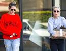 Kristen Stewart đi mua sắm cùng bạn gái mới