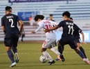 U22 Philippines 1-2 U22 Myanmar: Chủ nhà gặp khó