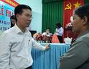 Ông Võ Văn Thưởng: Nghiêm túc xử lý các khiếu nại, tố cáo cán bộ sai phạm