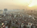 Cao ốc ở Hà Nội lại rung lắc nhẹ do ảnh hưởng động đất