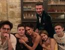 Vợ chồng Beckham tận hưởng thời gian bên gia đình bất chấp làm ăn thua lỗ
