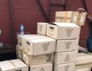 Bắt giữ lô mỹ phẩm Hàn Quốc gần 1 tỷ đồng buôn lậu qua đường sắt