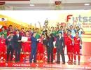 Đánh bại Đà Nẵng, Sanatech Khánh Hoa lên ngôi vô địch giải Futsal HDBank Cúp QG 2019