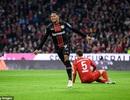 """Bayern Munich  1-2 Leverkusen: Trái đắng cho """"Hùm xám"""" ngay trên sân nhà"""