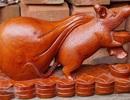 Tròn mắt thấy con chuột khổng lồ bóng loáng, nặng 10 kg