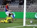 Vượt qua Timor Leste, U22 Malaysia có chiến thắng đầu tiên tại SEA Games 30