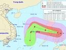 Bão Kammuri mạnh cấp 14 sắp vào Biển Đông
