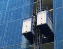 Lồng thang máy công trình bật mở, công nhân rơi từ tầng 8 xuống, tử vong