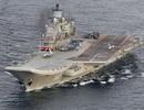 Tiết lộ chi phí Nga định dùng để đóng tàu sân bay 70.000 tấn