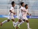 Hạ gục U22 Malaysia, U22 Campuchia lần đầu tiên lọt vào bán kết SEA Games