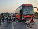 Xác định danh tính nữ phụ xe chết thảm trong vụ tai nạn liên hoàn trên cao tốc