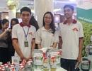Nhóm sinh viên Đà Nẵng sản xuất thành công chế phẩm sinh học từ phân chim cút