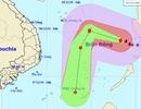 Bão số 7 giảm cấp, khả năng suy yếu ngay trên Biển Đông