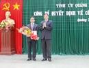 """Quảng Trị bổ nhiệm Chánh Văn phòng UBND tỉnh sau 3 tháng """"trống ghế"""""""