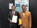 Giải nhất Nhân tài Đất Việt tiếp tục nhận huy chương vàng ở Hội chợ phát minh sáng chế lớn nhất thế giới
