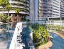 """Tổ hợp 16  hồ bơi rộng 4.000 m2 tại dự án """"homes resort"""" ven công viên Mũi Đèn Đỏ Quận 7"""