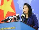 Việt Nam lên tiếng việc Trung Quốc vận hành khinh khí cầu do thám tại Trường Sa