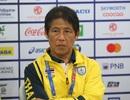 """HLV Akira Nishino: """"Trọng tài xử lý không tốt ở quả phạt đền"""""""