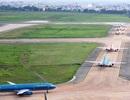 """""""Đóng cửa"""" đường băng sân bay Tân Sơn Nhất vì lún, nứt nghiêm trọng"""