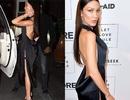Bella Hadid diện váy hở tứ bề
