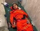 Phạm Thị Hồng Lệ kiệt sức, phải phục hồi bằng bình oxy sau khi về đích
