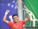 Lý Hoàng Nam giành HCV lịch sử cho quần vợt Việt Nam tại SEA Games