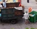 Đề xuất giảm 50% học phí cho con  của người lao động thu gom rác