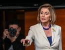 """Chủ tịch Hạ viện Mỹ tranh cãi với phóng viên khi bị hỏi chuyện """"ghét ông Trump"""""""
