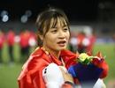 Ngỡ ngàng vẻ đẹp nữ tuyển thủ Việt Nam giành HCV SEA Games 30