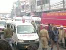 Cháy lớn tại nhà máy Ấn Độ, ít nhất 43 người chết