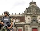 Nổ súng gần dinh tổng thống Mexico, 4 người chết