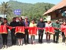 Khánh thành cây cầu mơ ước thứ 17, nâng bước chân bà con dân bản Na Kho