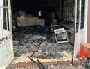 Một người Hàn Quốc hoảng loạn nhảy từ tầng 2 khi phát hiện cháy nhà