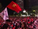 Hạn chế ô tô vào trung tâm Sài Gòn khi U22 Việt Nam đá chung kết SEA Games