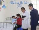 Lần đầu tiên có khoa Tim mạch trẻ em tại bệnh viện đa khoa