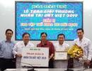 Bệnh viện Chợ Rẫy tặng toàn bộ phần thưởng Nhân tài Đất Việt cho người nghèo