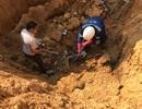 Chủ tịch Hà Nội yêu cầu làm rõ vụ chôn trộm chất thải nguy hại tại Sóc Sơn