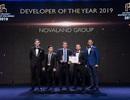 Novaland là nhà phát triển bất động sản tốt nhất Đông Nam Á