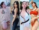 4 nữ cổ động viên bóng đá xinh đẹp, nóng bỏng lọt máy quay năm 2019
