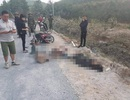 Xe máy tăng 3 đấu đầu ô tô, 2 người tử vong tại chỗ