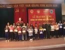 Trao học bổng cho gần 90 học sinh, sinh viên con em cựu quân nhân, gia đình chính sách