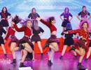 Nhóm nhảy quyến rũ trường Ngân hàng ẵm 50 triệu đồng giải Nhất Kpop dance
