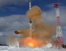"""Nga tính trang bị đầu đạn siêu thanh cho tên lửa """"quỷ Satan"""""""