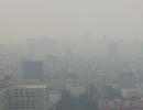 Tổng cục Môi trường: Chất lượng không khí ở mức xấu, hạn chế tập thể dục ngoài trời