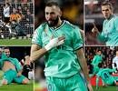 Hòa may mắn Valencia, Real Madrid lỡ cơ hội soán ngôi Barcelona