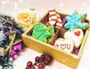 """Bánh Noel """"siêu"""" dễ thương, ngày làm hàng trăm cái vẫn """"cháy"""" hàng"""