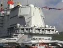 Trung Quốc biên chế tàu sân bay tự đóng đầu tiên