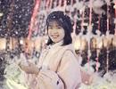 Khám phá khu vườn Giáng sinh cùng nữ sinh xinh xắn ĐH Hà Nội