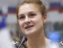 """Nữ """"điệp viên"""" Nga bị Mỹ trục xuất được mời làm việc cho đài truyền hình"""