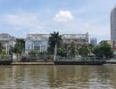 Tổng kiểm tra 101 dự án nằm bên sông Sài Gòn